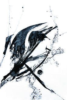 Studio Na.hili, Ink Meets Paper - Black (Deutschland, Europa)