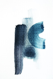 Studio Na.hili, Aquarelle Meets Pencil - Strokes (Germany, Europe)