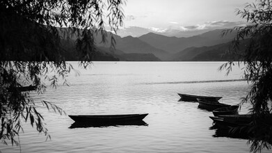 Nicklas Walther, Lake (Nepal, Asien)