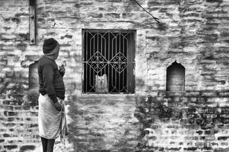 Jagdev Singh, Obedient dog (Indien, Asien)
