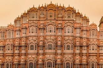 Thomas Herzog, Hawa Mahal - Palast der Winde (Indien, Asien)