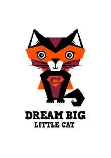 Pia Kolle, Kinderzimmer-Superhelden-Katze – Illustration für Kinder (Deutschland, Europa)