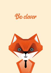 Pia Kolle, Be Clever Fuchs – Illustration für Kinder (Deutschland, Europa)