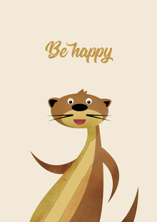 Pia Kolle, Be Happy Otter – Illustration für Kinder (Deutschland, Europa)