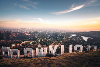 Hollywood - fotokunst von Dimitri Luft