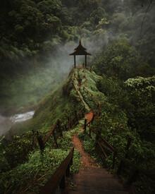 Nicklas Walther, Small Cabin (Laos, Asien)