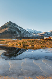 Pascal Deckarm, Winterlandschaft in Island (Island, Europa)