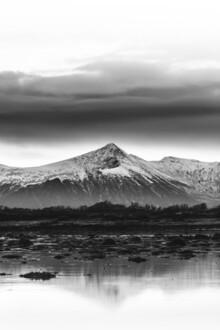 Sebastian Worm, Mountain Monochrome (Norway, Europe)