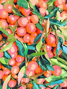 Fruit Garden - fotokunst von Uma Gokhale