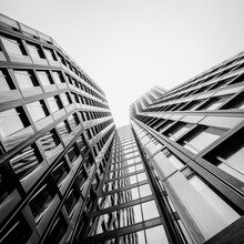 Dennis Wehrmann, Dancing Towers in fog (Germany, Europe)