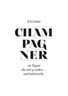 Christina Ernst, Champagner (Deutschland, Europa)