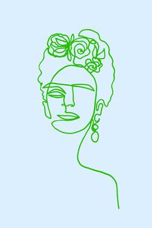 Julia Hariri, Frida Kahlo Grün (Mexiko, Lateinamerika und die Karibik)
