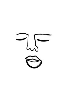 Julia Hariri, Blind Drawing 2 (Germany, Europe)