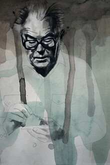 Max Frisch - Fineart photography by David Diehl