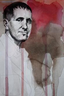 David Diehl, Berthold Brecht (Deutschland, Europa)