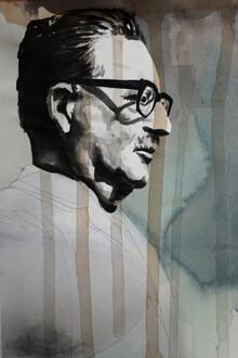 David Diehl, Salvador Allende (Chile, Lateinamerika und die Karibik)