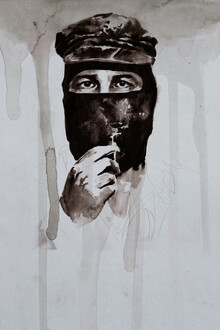 David Diehl, Subcomandante Marcos (Mexico, Latin America and Caribbean)