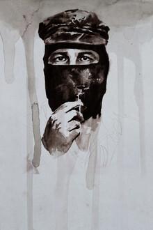 David Diehl, Subcomandante Marcos (Mexico, Latin America and Caribbean)