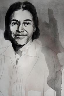 David Diehl, Rosa Parks (United States, North America)