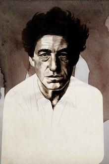 David Diehl, Alberto Giacometti (Switzerland, Europe)