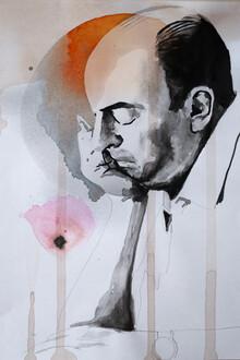 David Diehl, Pablo Neruda (Chile, Lateinamerika und die Karibik)