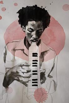 David Diehl, Augustus Pablo (Jamaika, Lateinamerika und die Karibik)