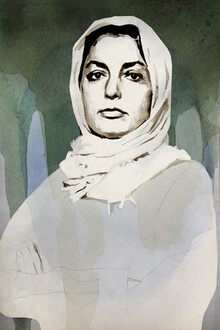 David Diehl, Googoosh (Iran, Asia)