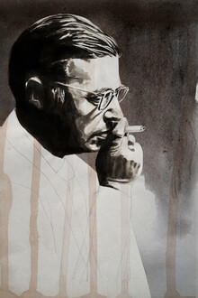 David Diehl, Jean Paul Sartre (France, Europe)