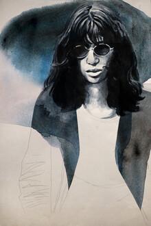 David Diehl, Joey Ramone (Vereinigte Staaten, Nordamerika)