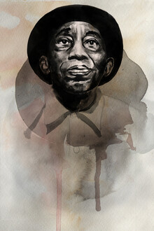 David Diehl, Mississipi John Hurt (United States, North America)
