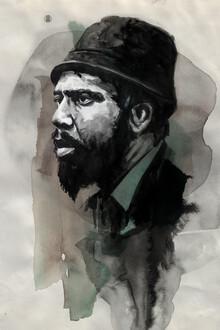 David Diehl, Thelonious Monk (Vereinigte Staaten, Nordamerika)
