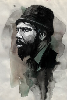 David Diehl, Thelonious Monk (United States, North America)