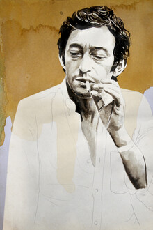 David Diehl, Serge Gainsbourg (France, Europe)