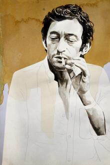 David Diehl, Serge Gainsbourg (Frankreich, Europa)