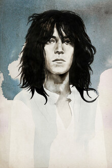 David Diehl, Patti Smith (United States, North America)