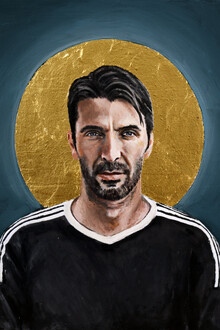 David Diehl, Gigi Buffon (Italy, Europe)