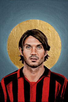 David Diehl, Paolo Maldini (Italy, Europe)