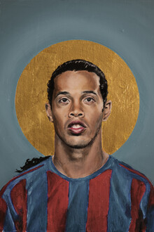 David Diehl, Ronaldinho (Brazil, Latin America and Caribbean)