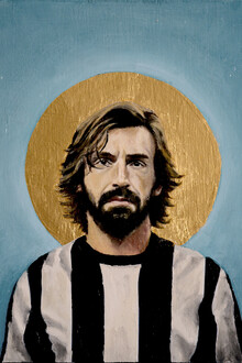 David Diehl, Andrea Pirlo (Italy, Europe)