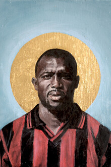 David Diehl, George Weah (Italy, Europe)