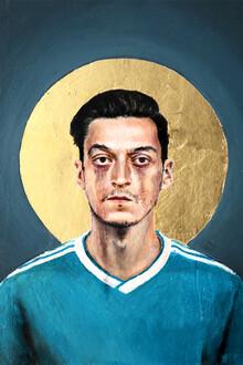 David Diehl, Mesut Özil (Deutschland, Europa)