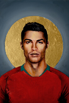David Diehl, Christiano Ronaldo (Portugal, Europa)