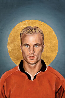 David Diehl, Dennis Bergkamp (Niederlande, Europa)