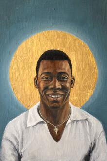 David Diehl, Pelé (Brazil, Latin America and Caribbean)