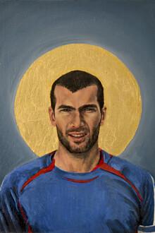 David Diehl, Zinédine Zidane (France, Europe)