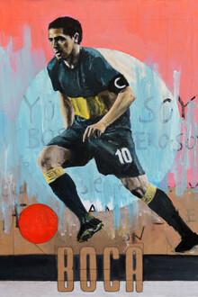 David Diehl, One Love Boca Juniors (Argentina, Latin America and Caribbean)
