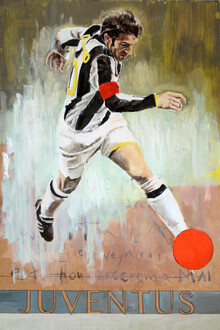 David Diehl, One Love Juve (Italien, Europa)
