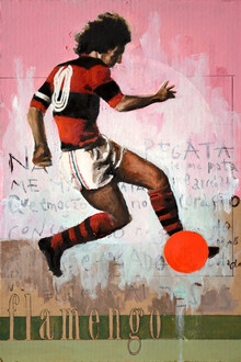 David Diehl, One Love Flamengo (Brazil, Latin America and Caribbean)
