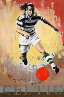 David Diehl, One Love Celtic (United Kingdom, Europe)