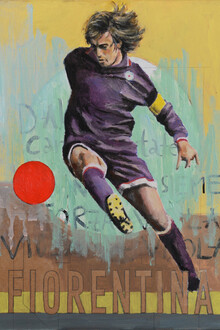 David Diehl, One Love Fiorentina (Italien, Europa)